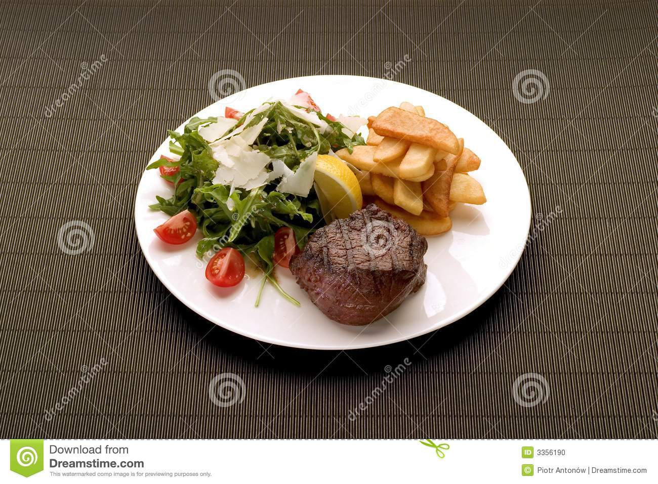 Grillad steak