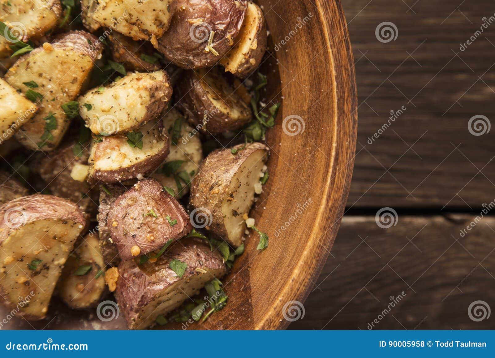 Grillade potatisar