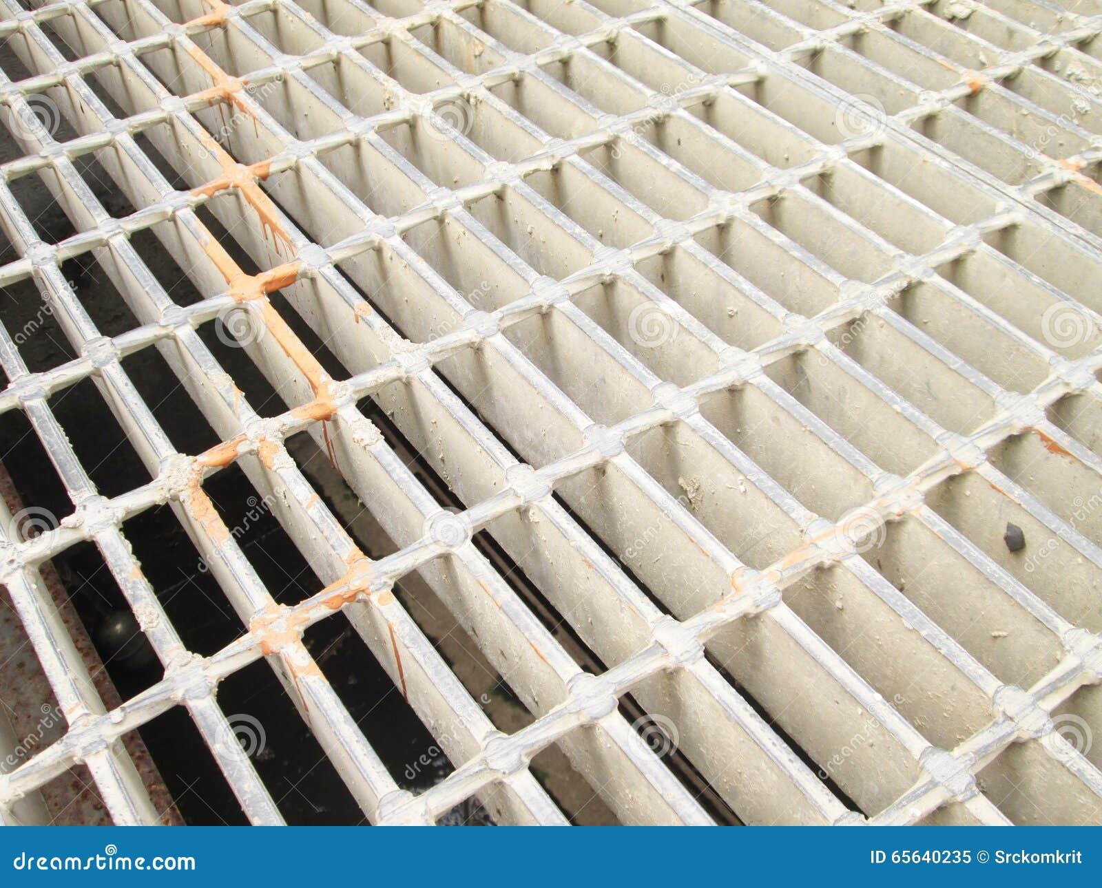 Grille de cache de drain