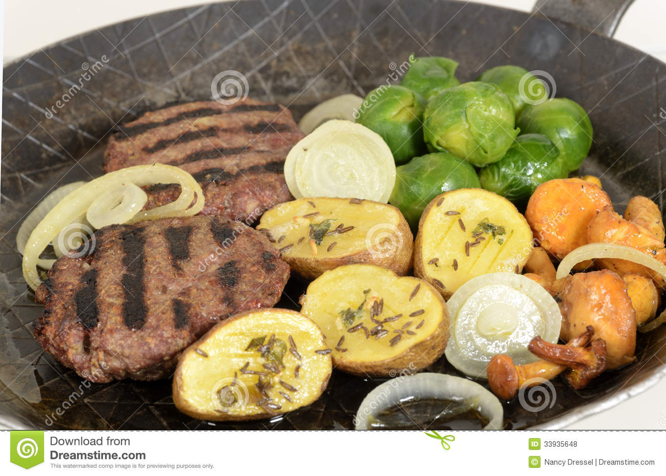 burgers grilled beef and mushroom stewed beef wild mushroom and beef ...