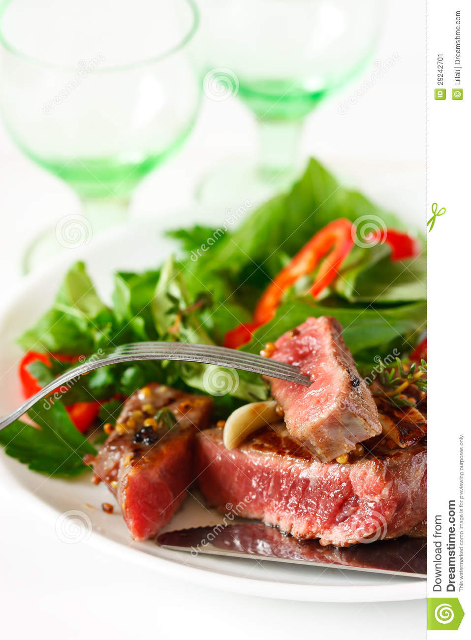 grilled sesame beef grilled beef heart with herbed vinaigrette grilled ...