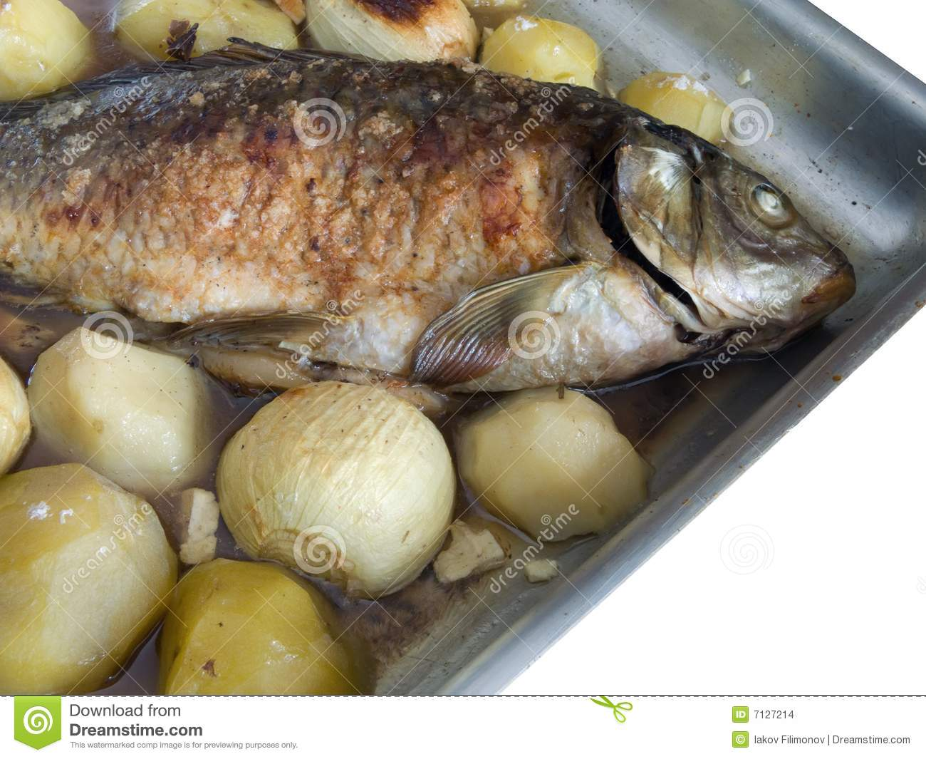 how to cook carp fish