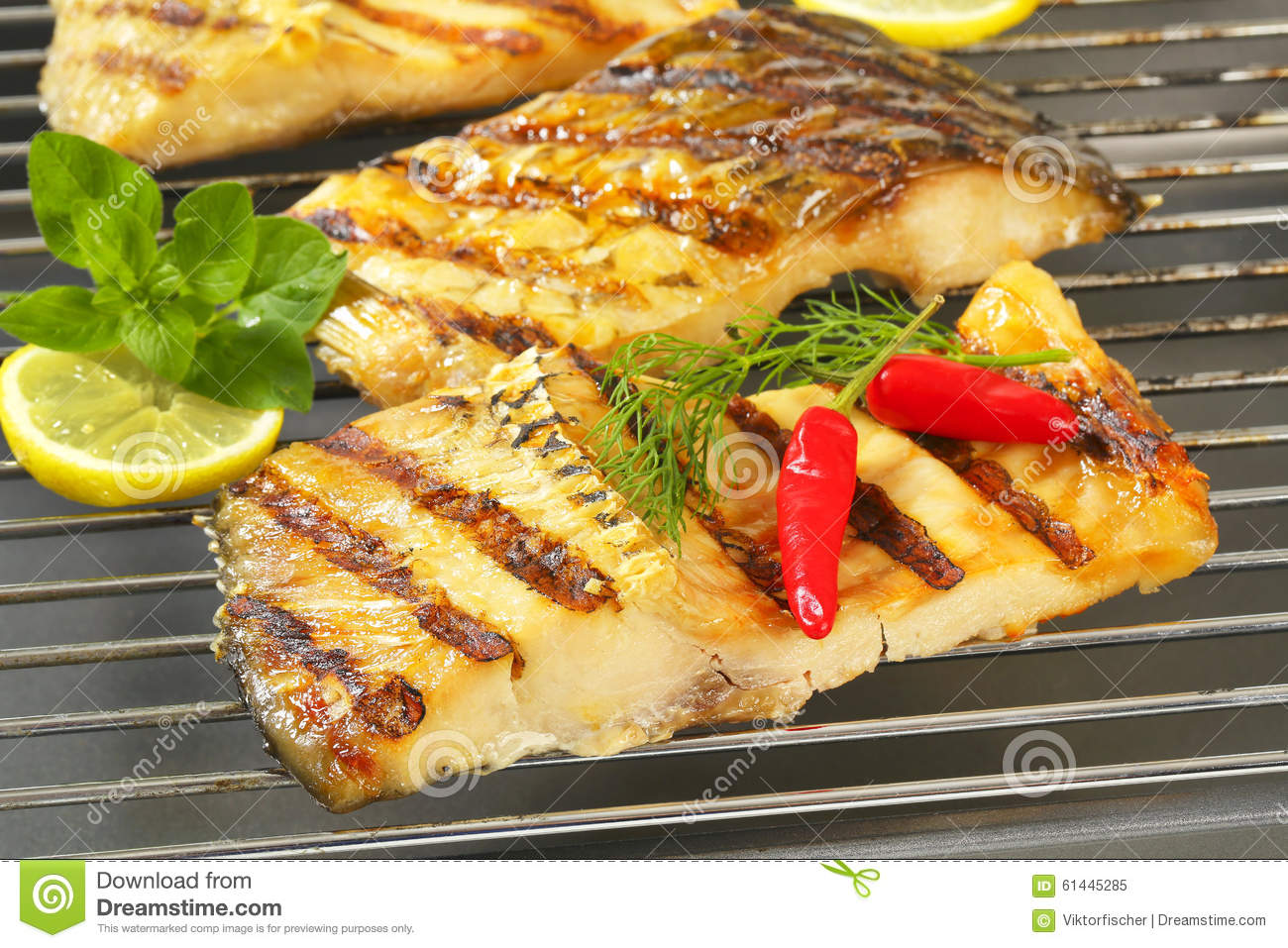 how to barbecue fish fillets in foil