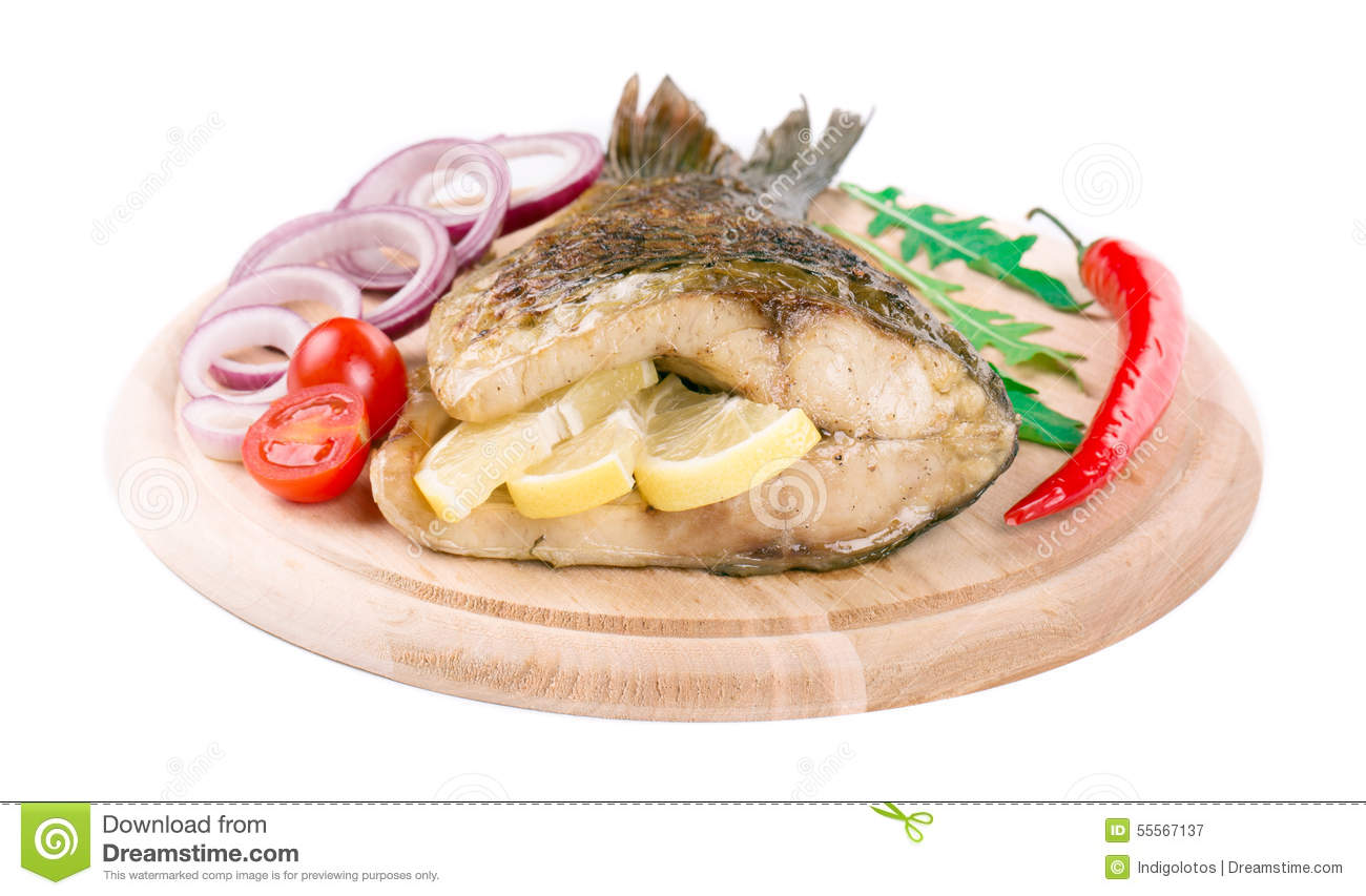 how to cook carp steaks