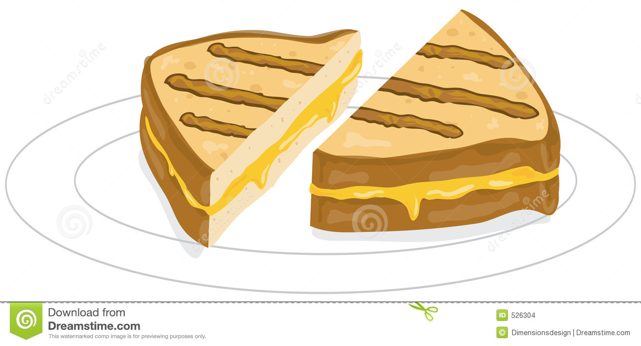 Stock Images Grilled Cheese Image526304 on animated ham