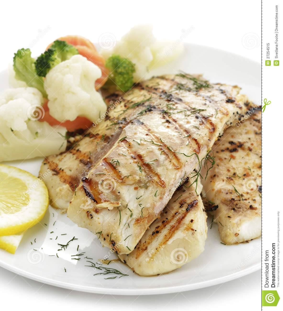... Grilled Whole Fish , Grilled Steak , Fried Fish Fillet , Grilled