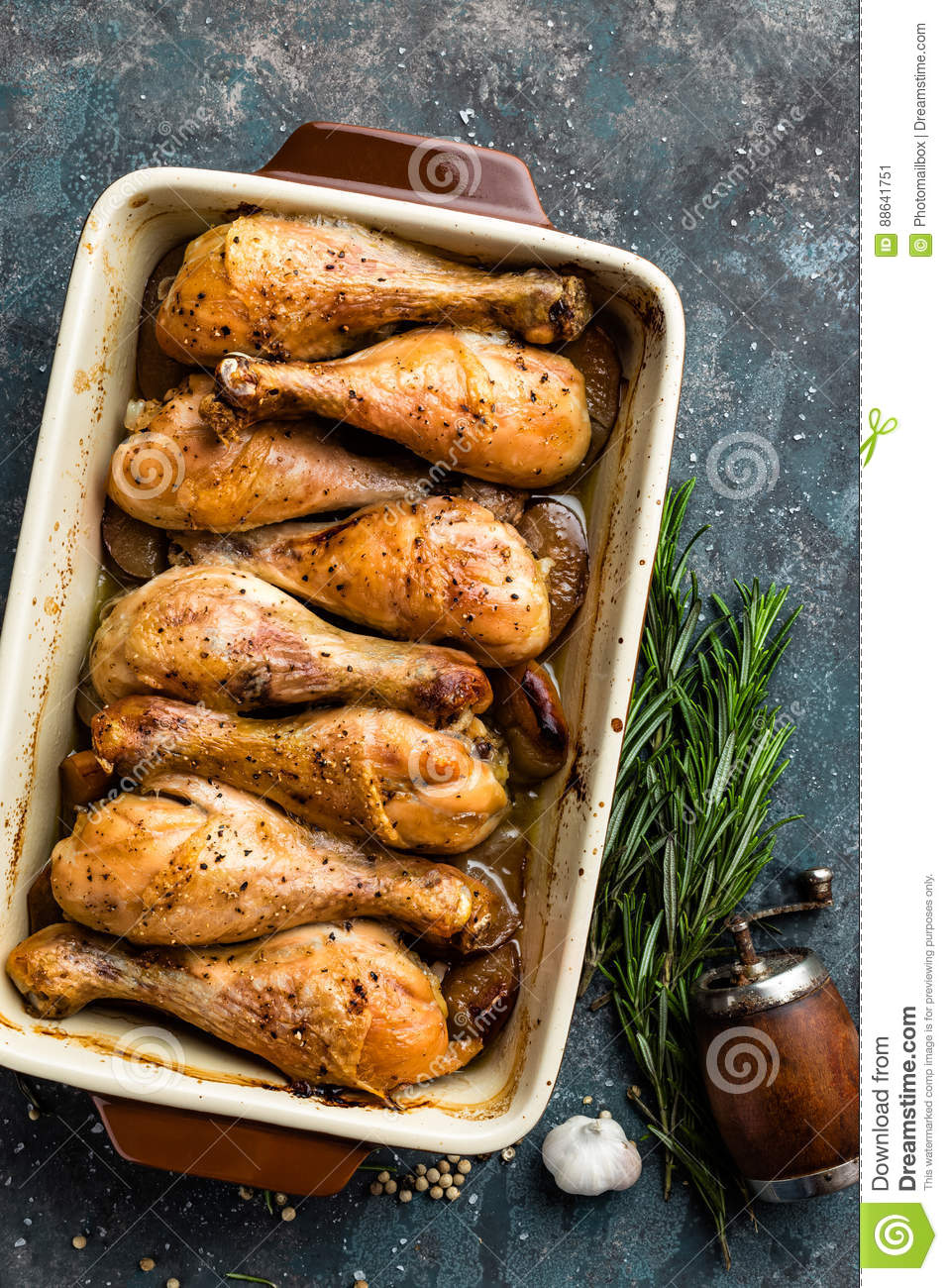 how to prepare chicken drumsticks for cooking