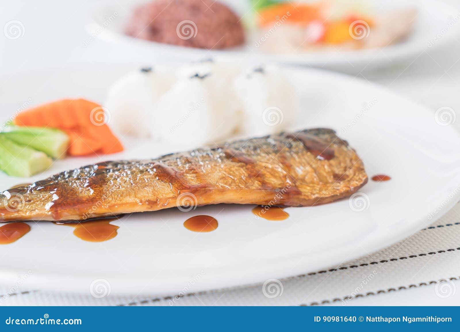 how to cook saba fish