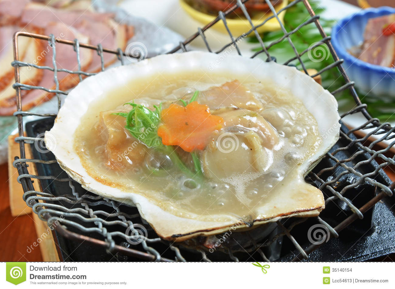 how to cook scallops on the stove