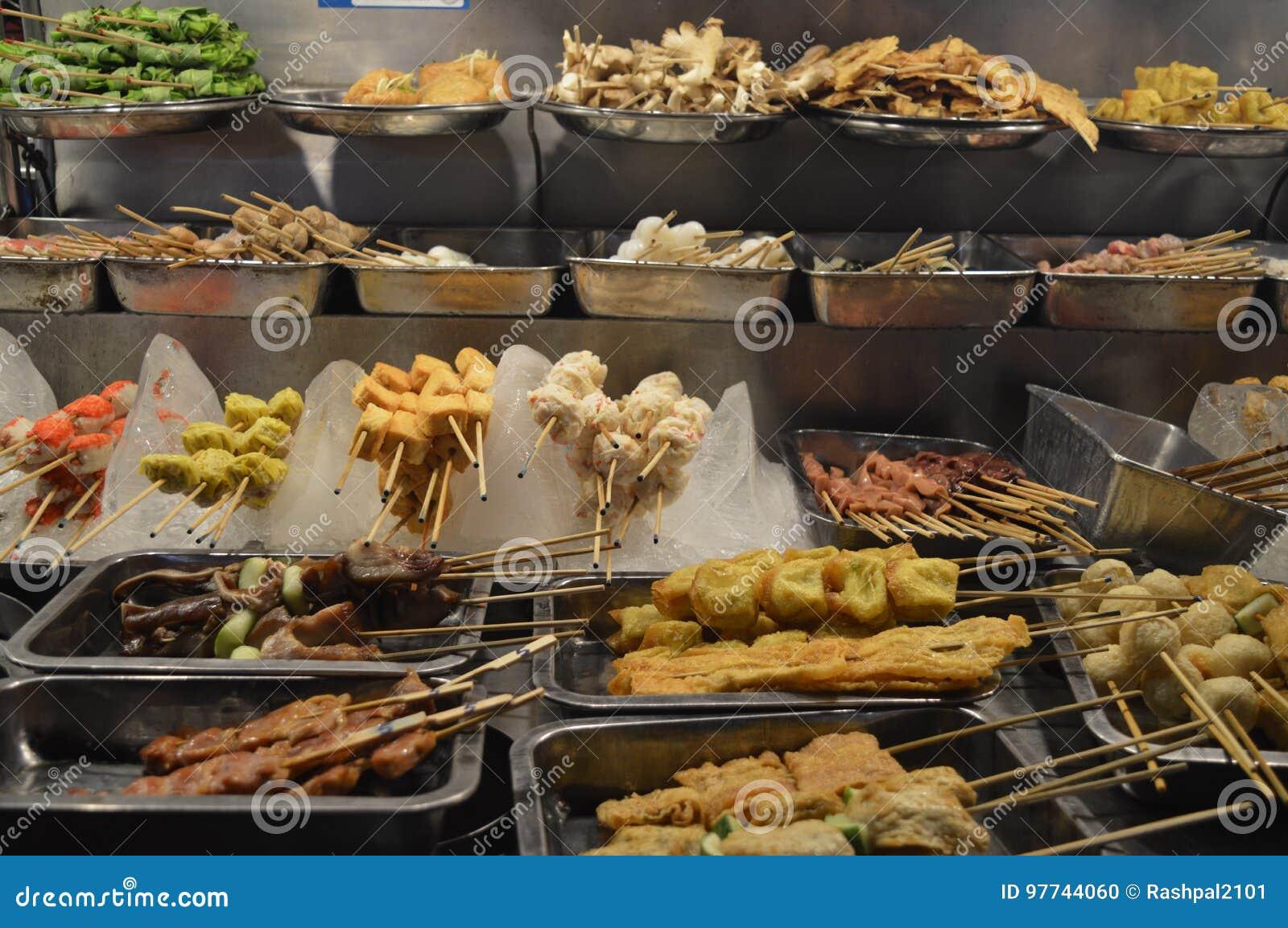 Grillfestmat