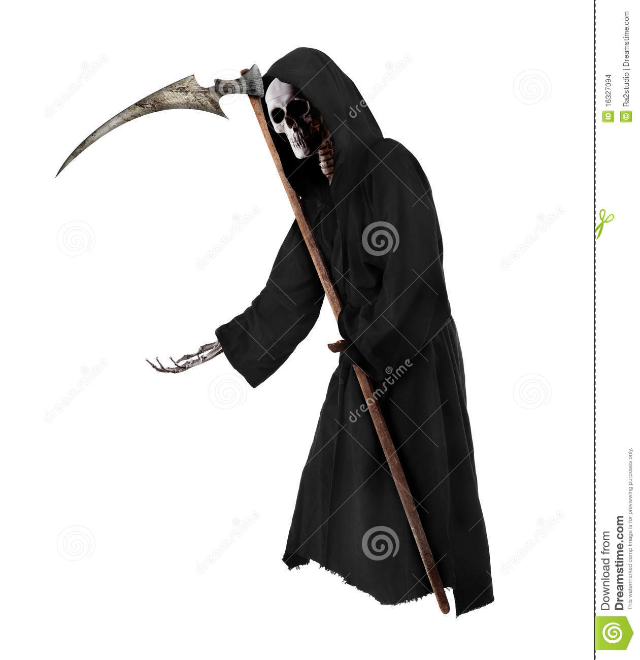 Grim Reaper Stock Images - Image: 16327094