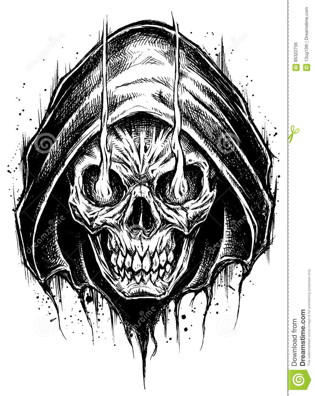 Drawing Lines Using Svg : Black and white drawings of grim reaper pictures to pin on