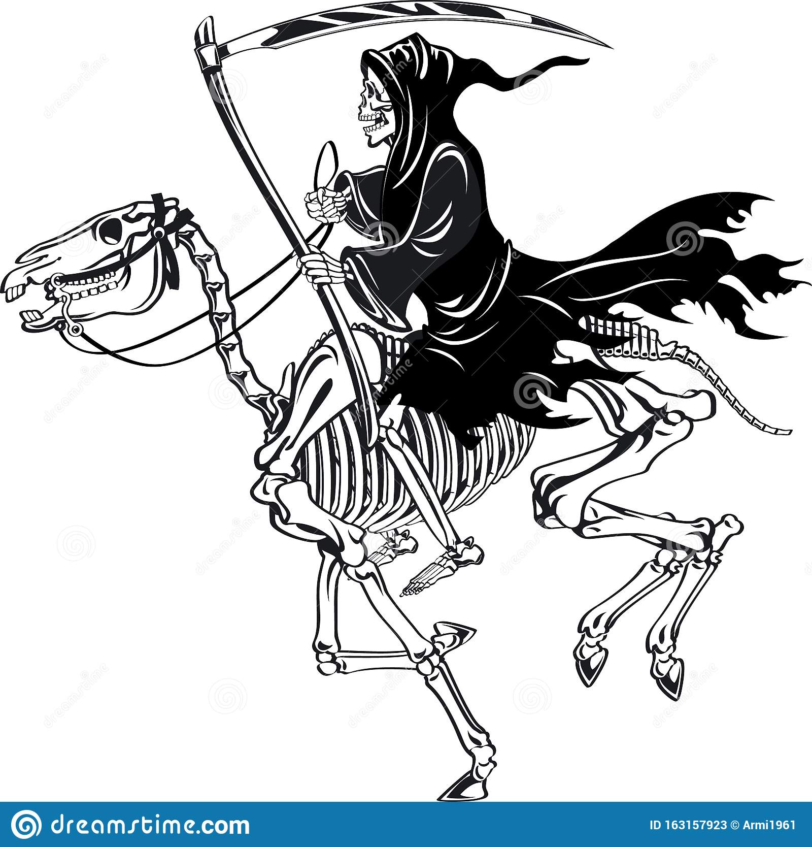 Horse Riding Skeleton Stock Illustrations 31 Horse Riding Skeleton Stock Illustrations Vectors Clipart Dreamstime
