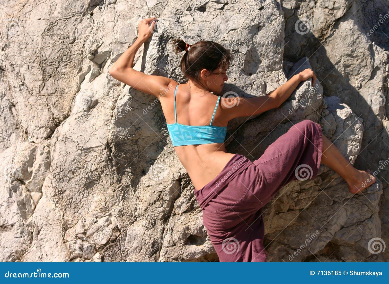 hot climber chicks nude