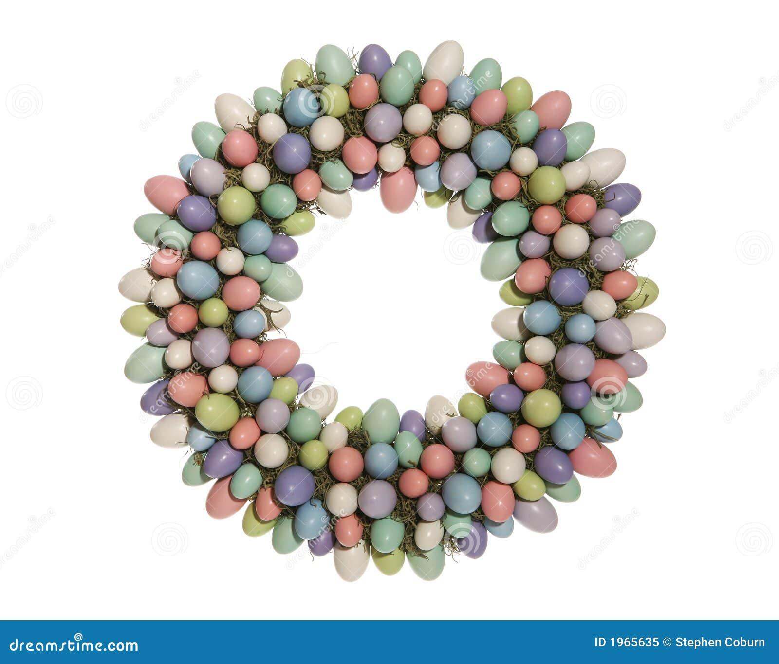 Grinalda do ovo de Easter