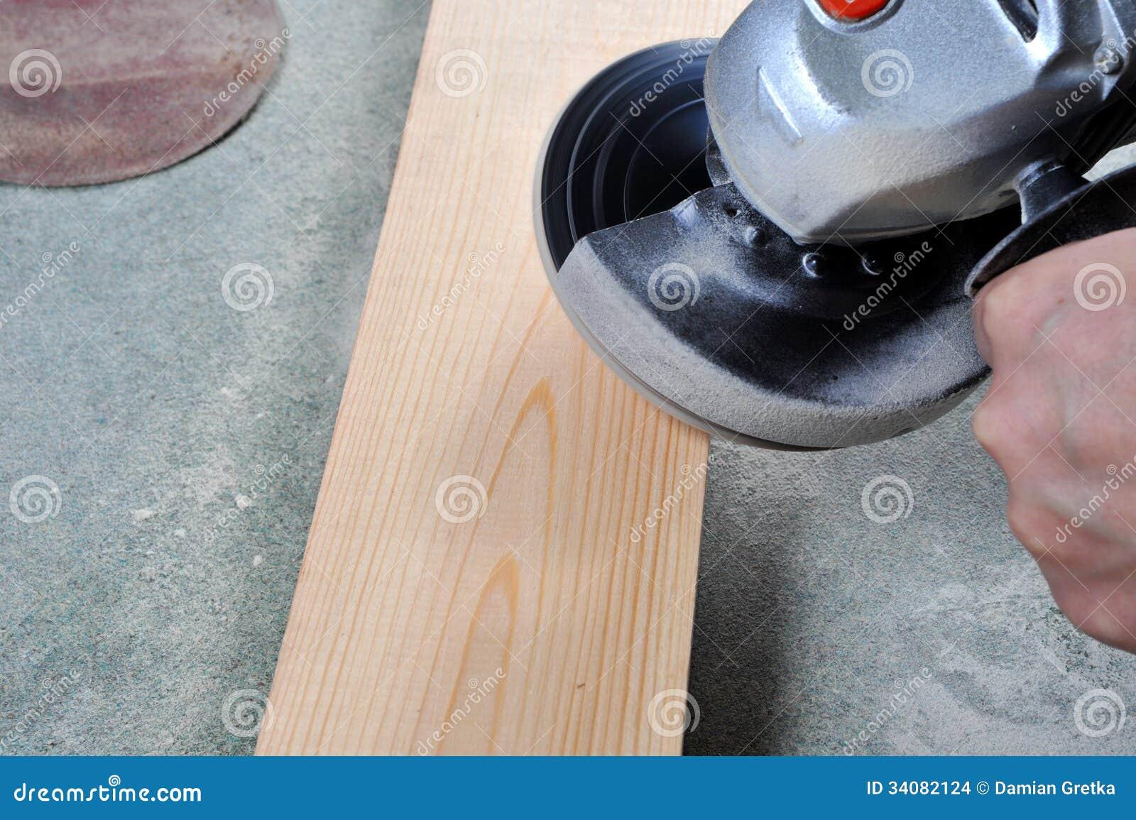 Wood Craft In Grinder