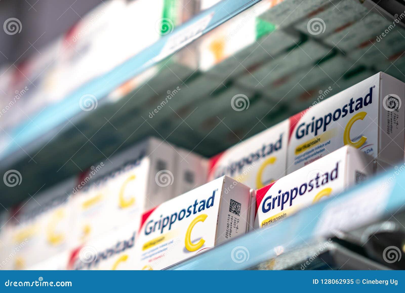 Grippostad-Paracetamol für Verkauf