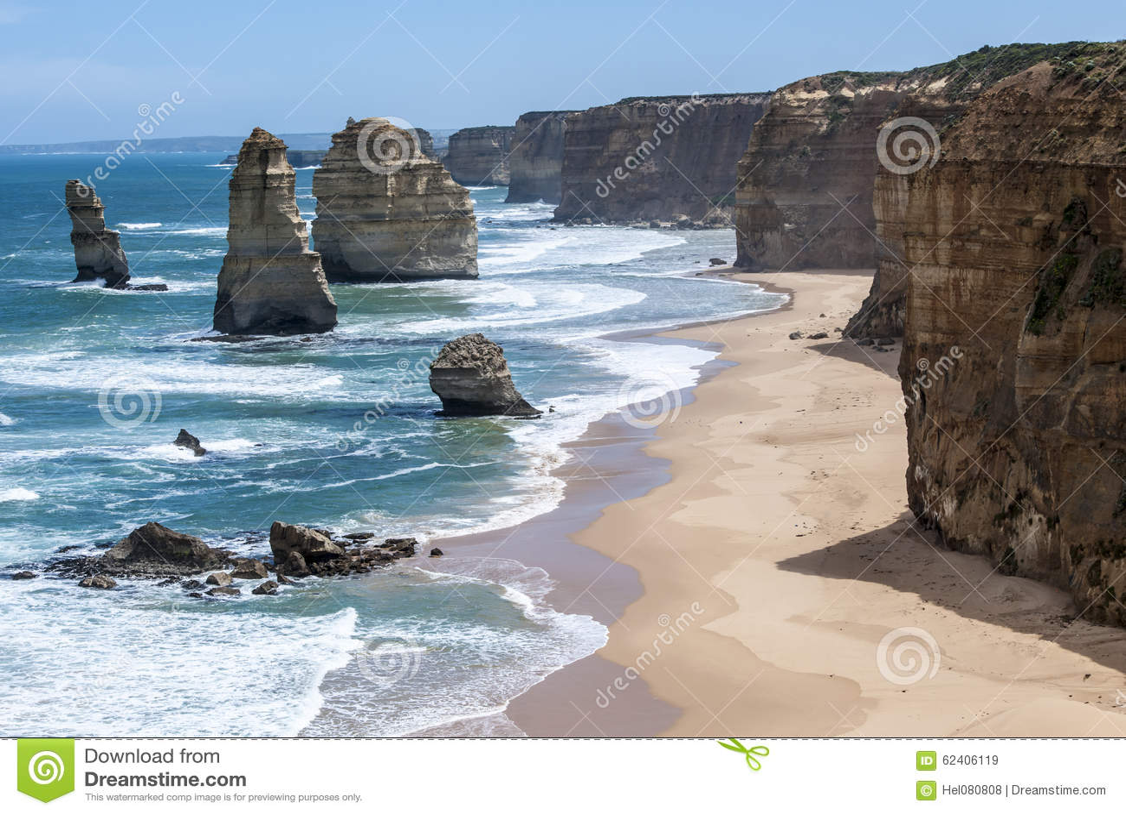 Großartige Küste