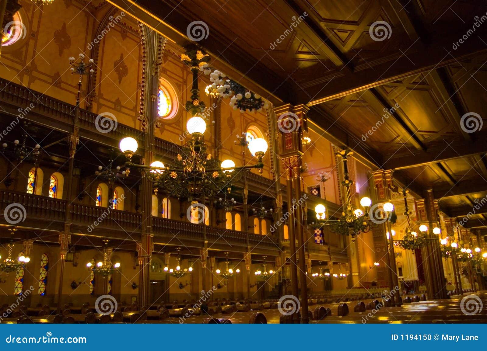 Großartige Synagoge #1