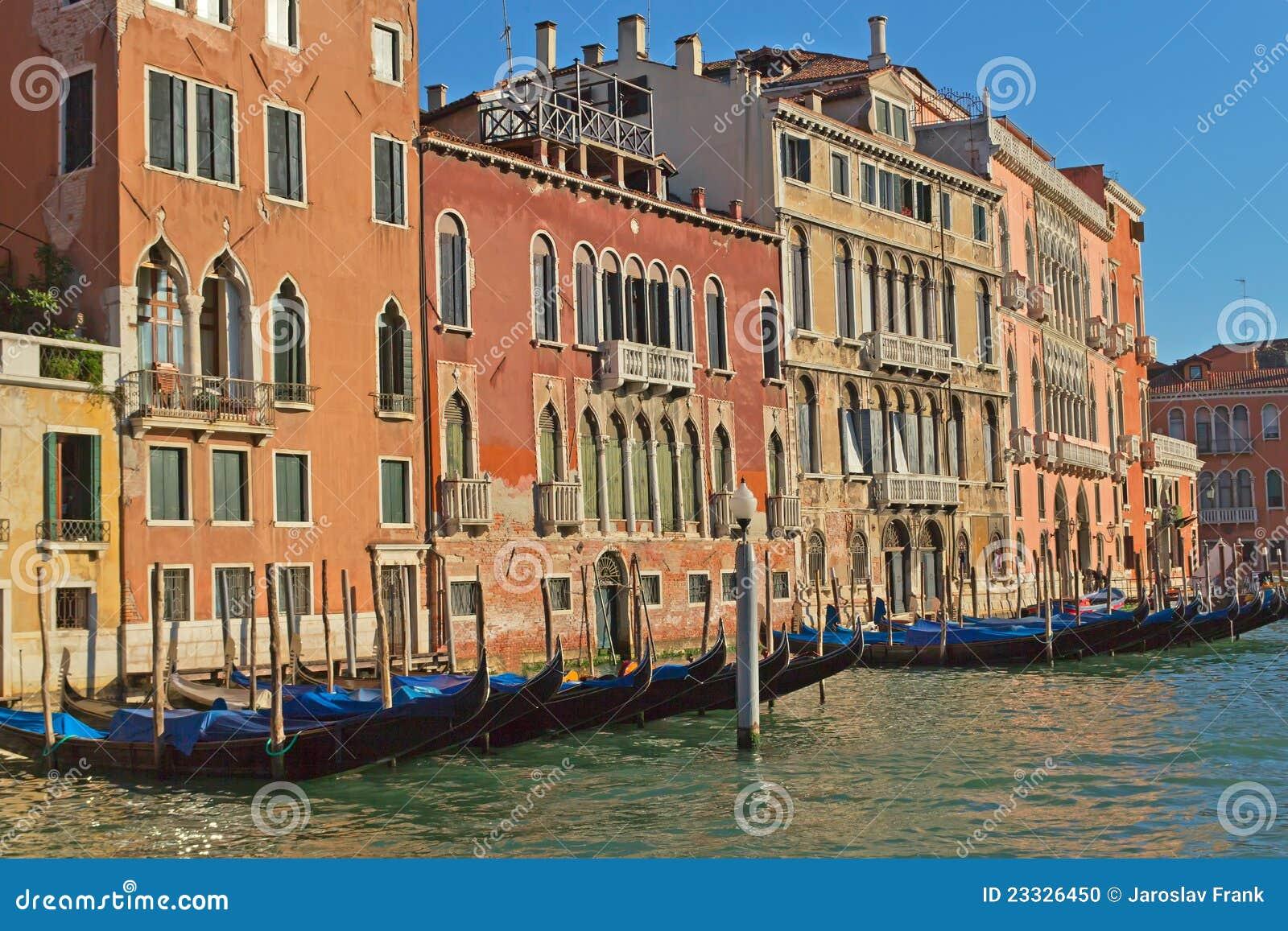 Großartiger Kanal (Venedig, Venedig, Italien)