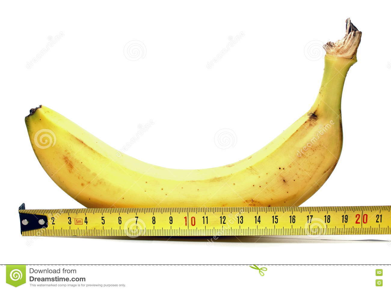 Länge messen penis Penis Größe?