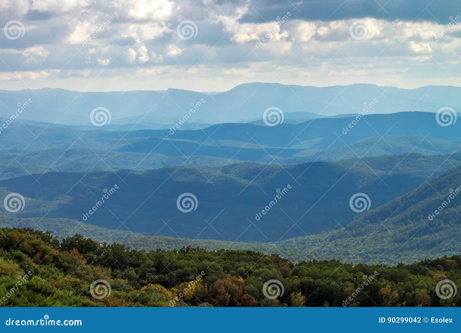 Große Berge