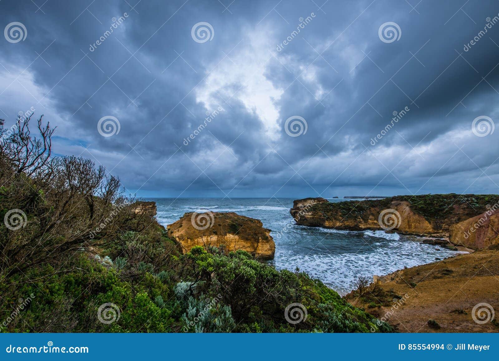 Große Ozean-Straße, Bucht von Inseln