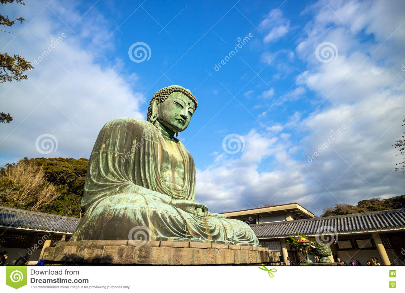 Großer Buddha Japan