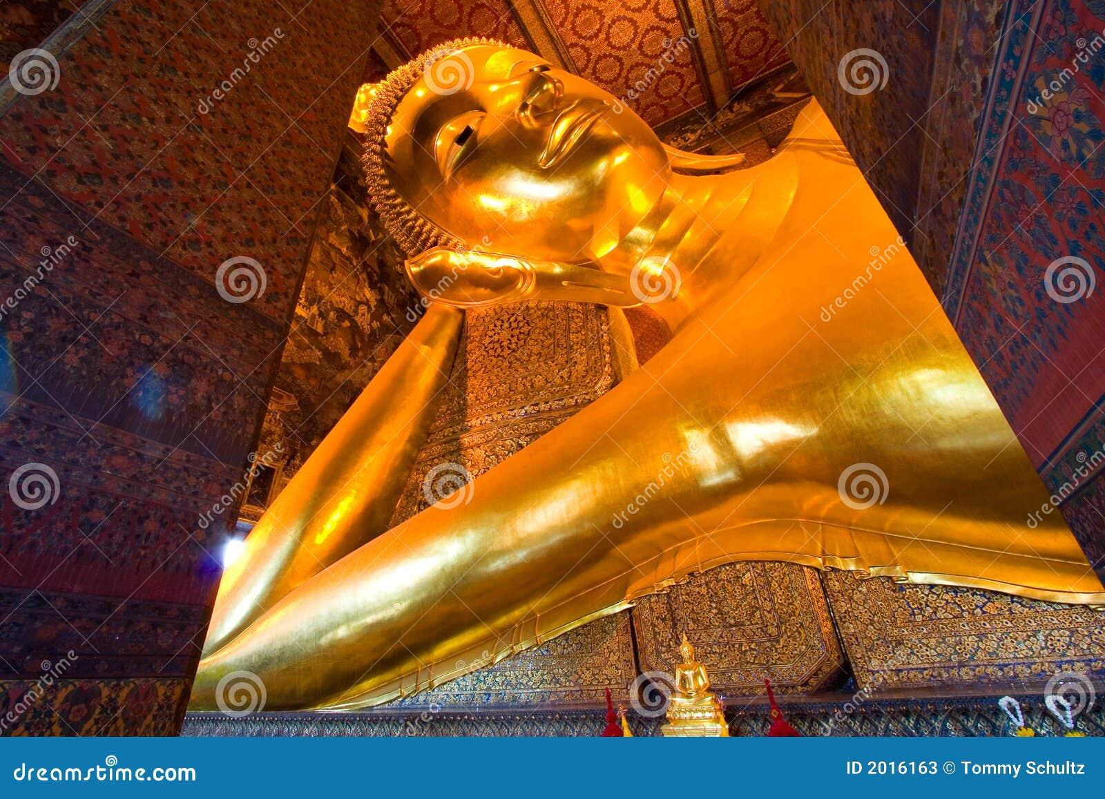 Großer Buddha von Wat Pho