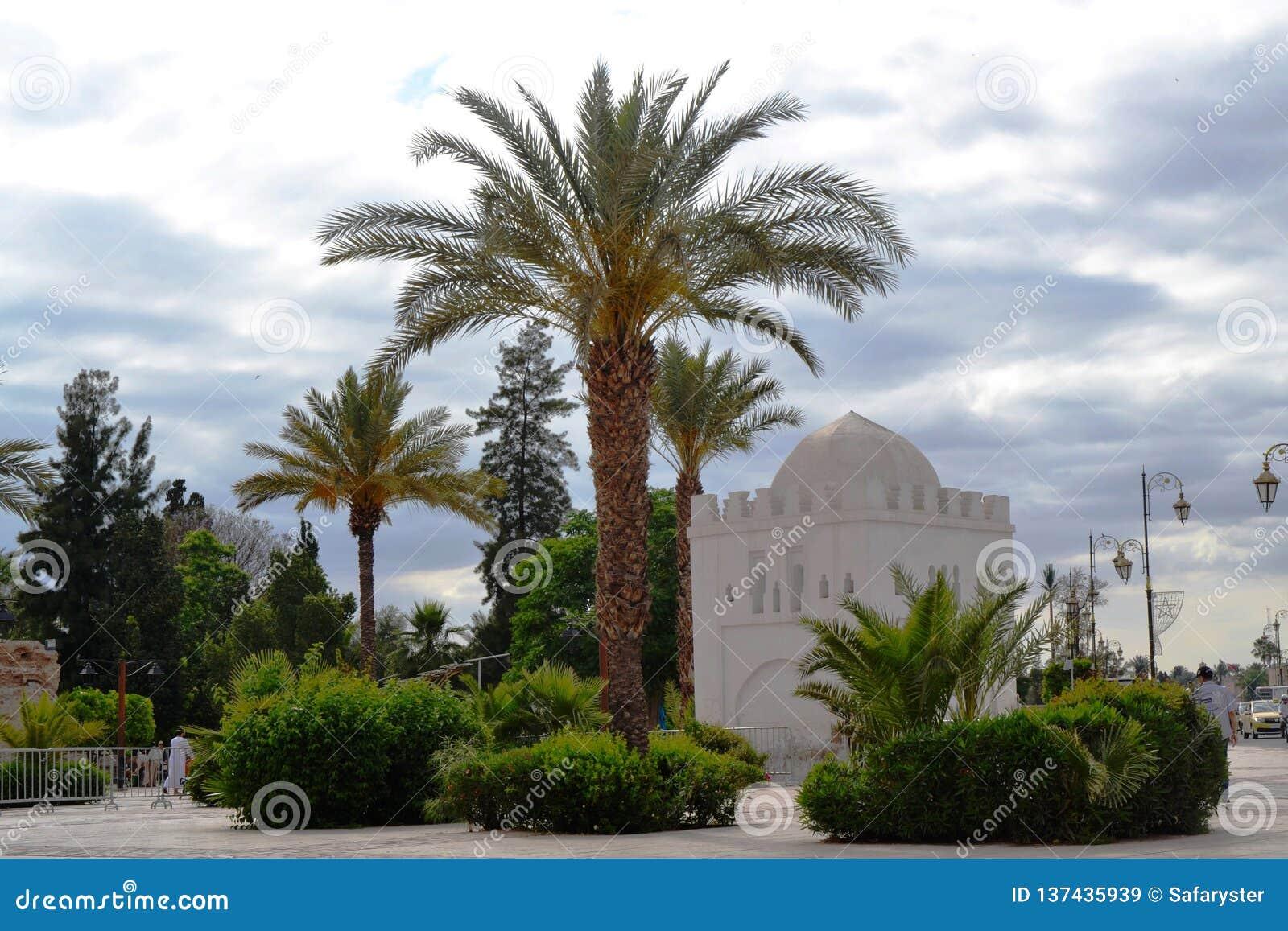 Grobowiec Lalla Zohra Marrakesh