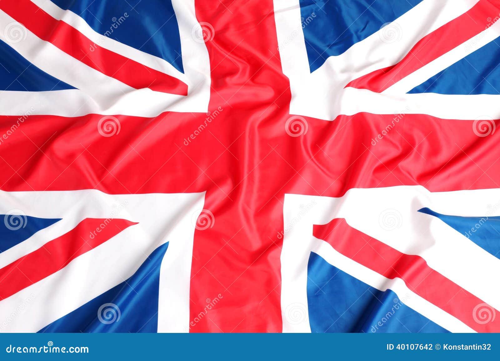 gro britannien britische flagge union jack stockfoto. Black Bedroom Furniture Sets. Home Design Ideas
