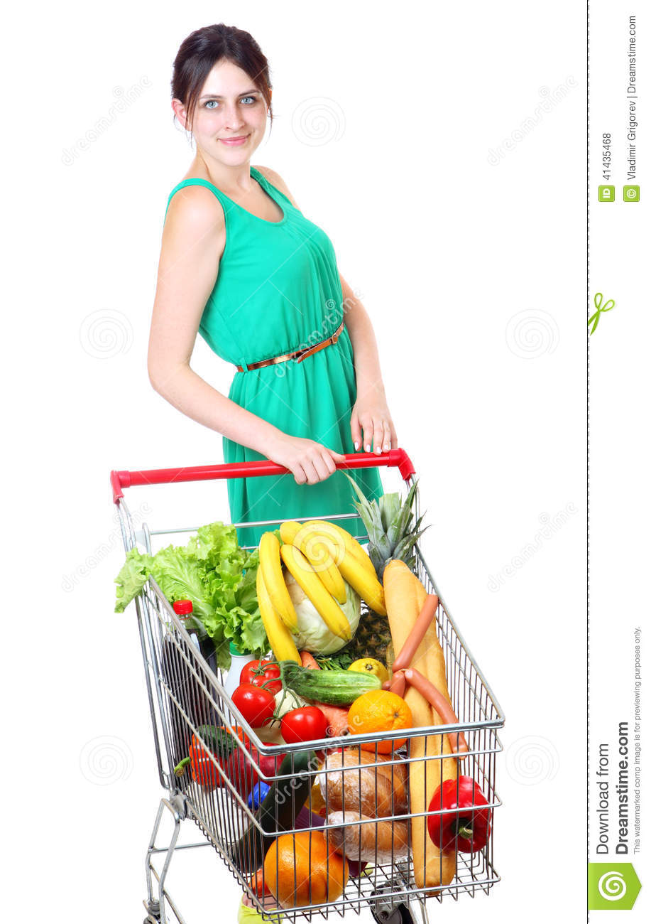 Bulk shopping online groceries