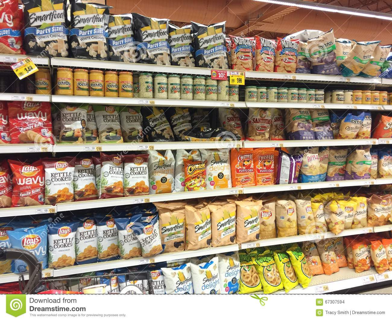 Healthy Foods To Buy At The Grocery Store