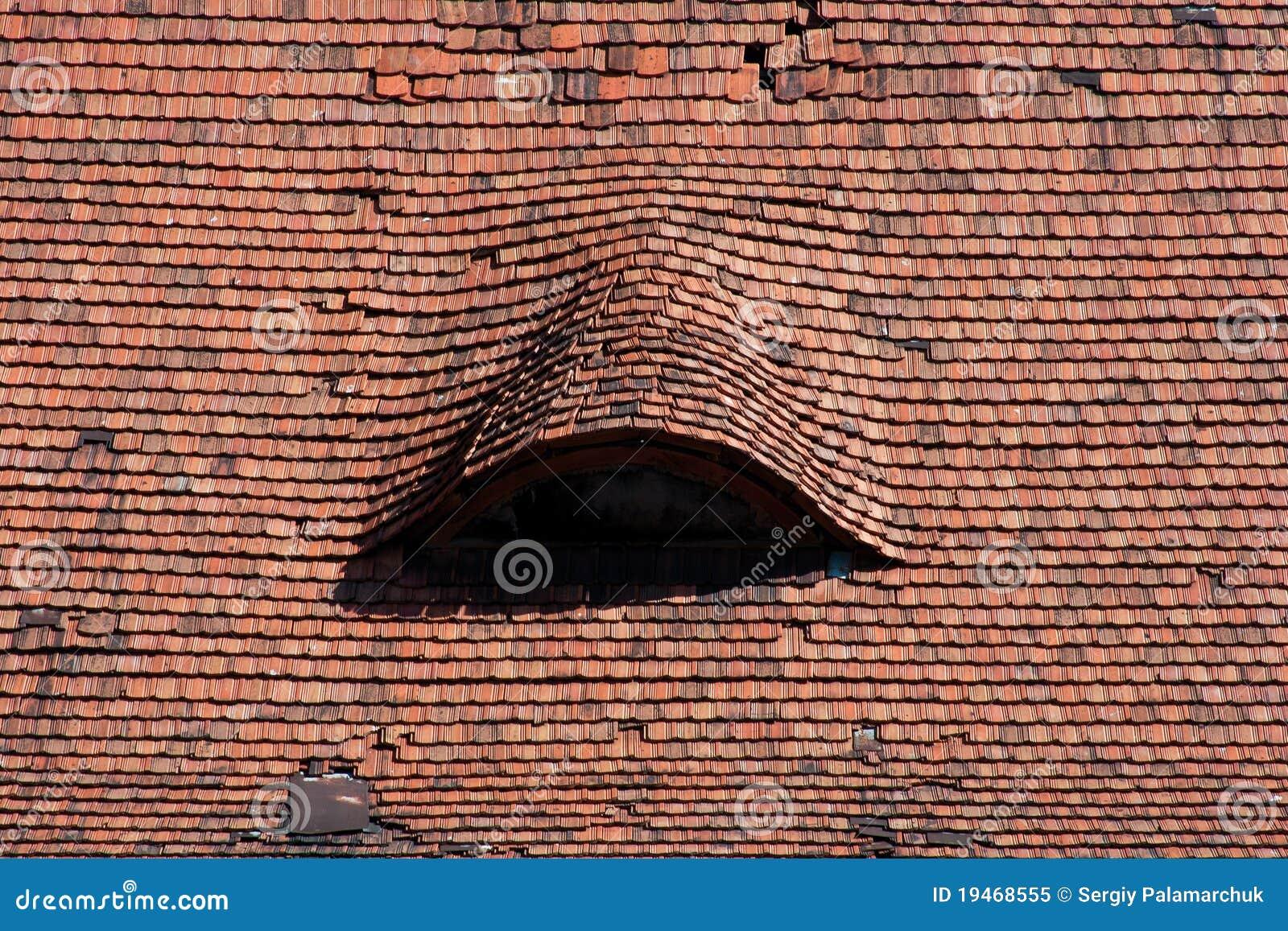 Grodowe radziwill dachu płytki