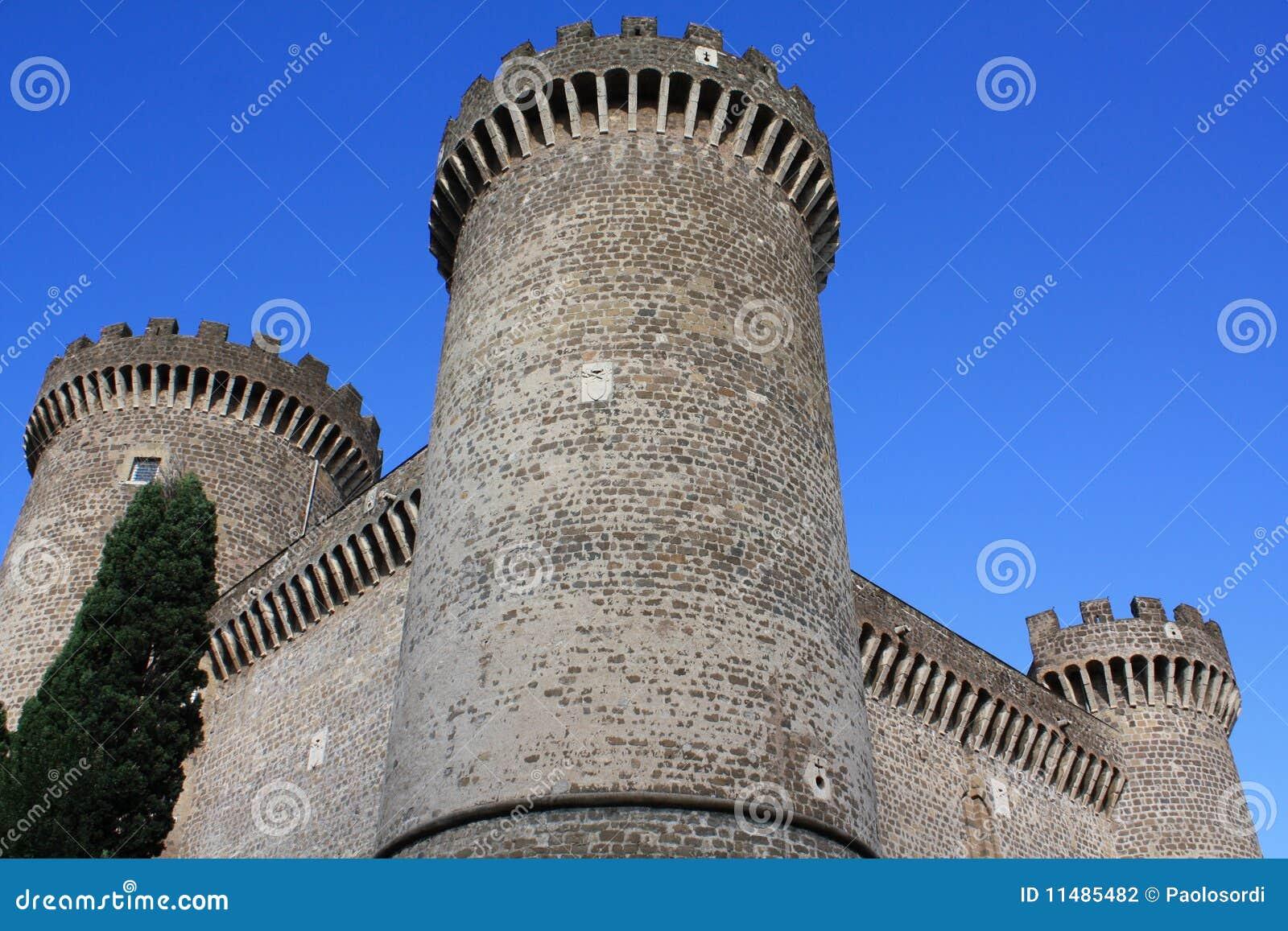 Grodowy Italy pia rocca Roma tivoli