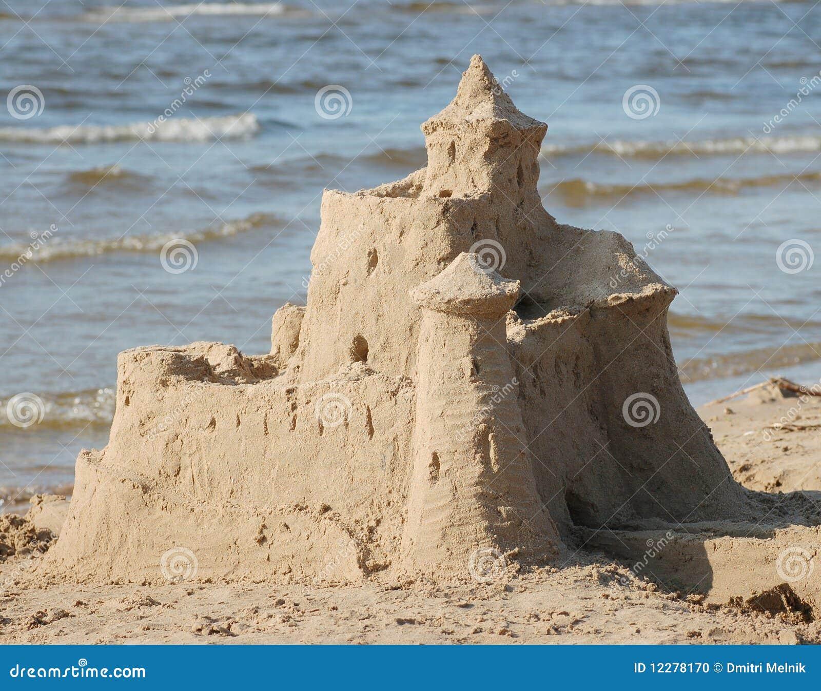 Grodowy piasek