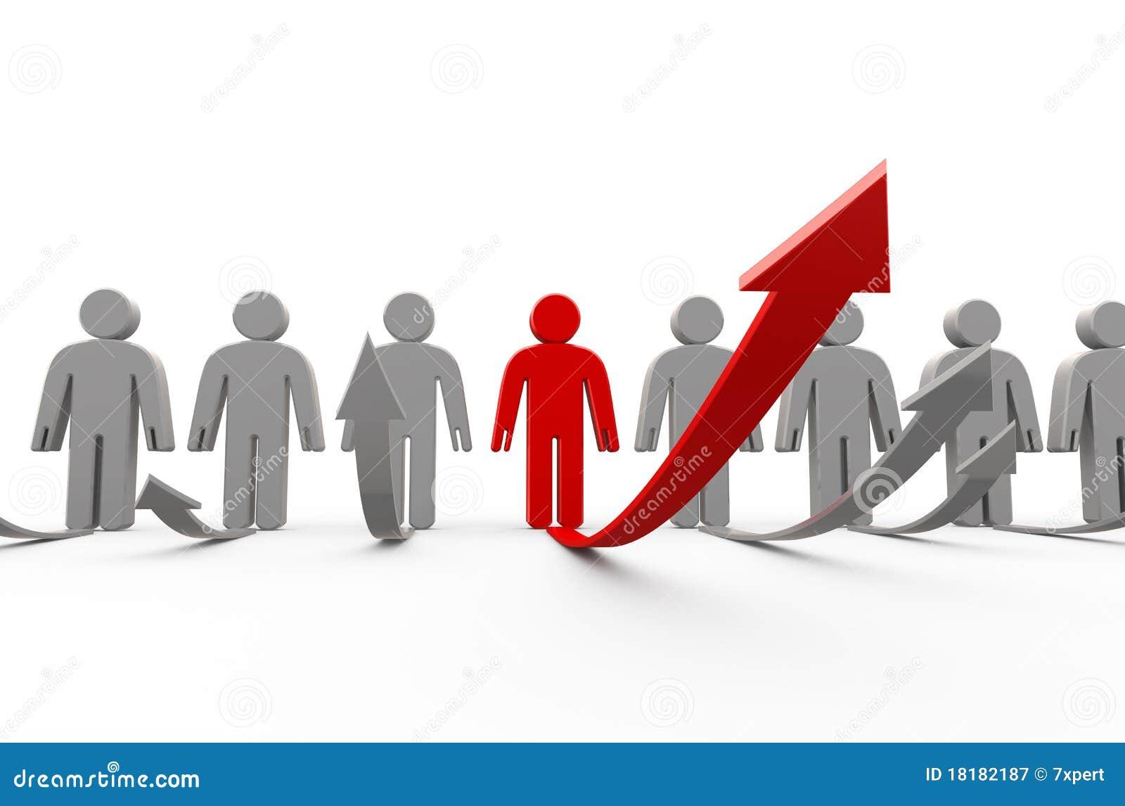 Groei van mensen