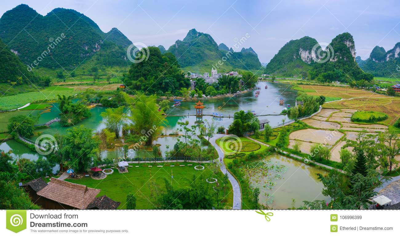 Groen Dorp in China