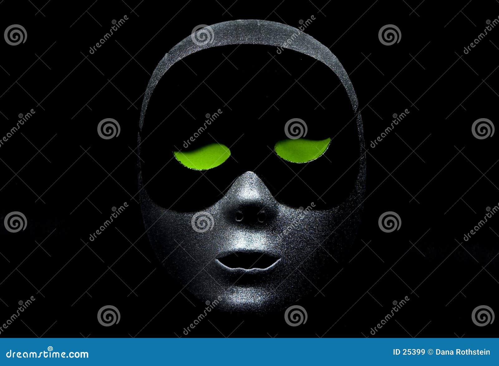 Groen gemaakte Eyed