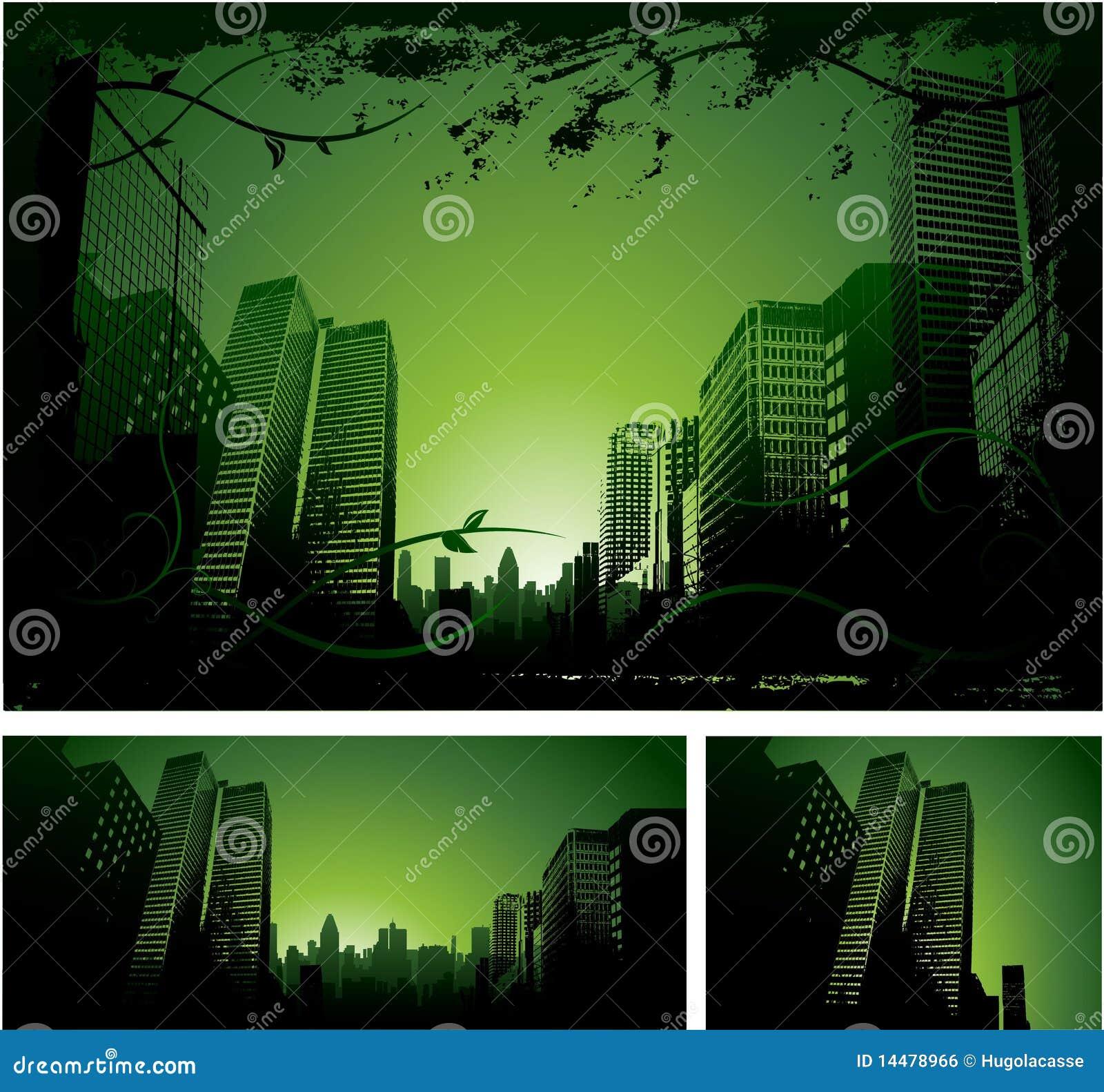 Groen stadsontwerp
