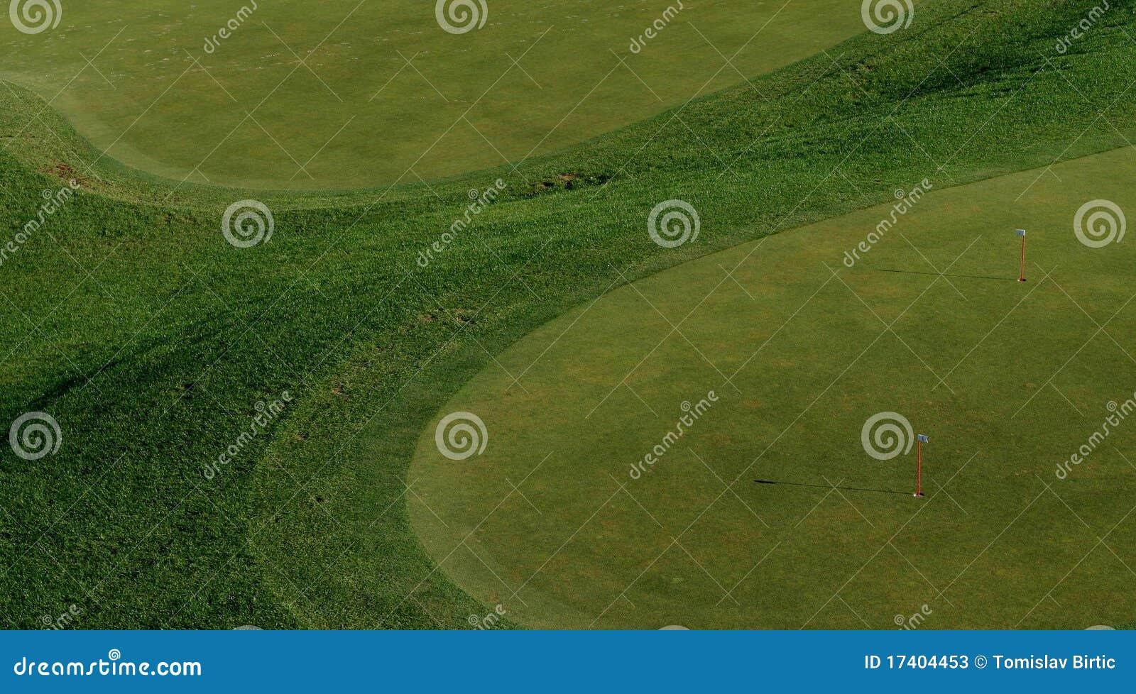 Groen zetten behang voor de minnaars van het golf stock foto 39 s afbeelding 17404453 - Groen behang van het water ...