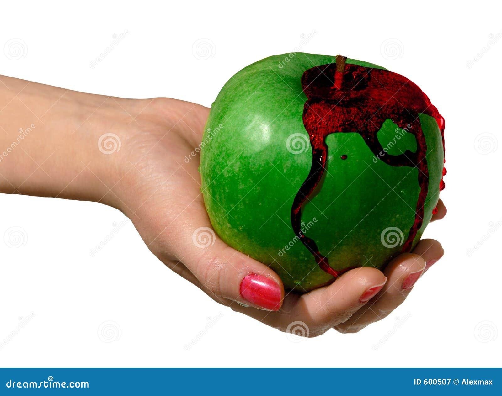 Groene appel 2
