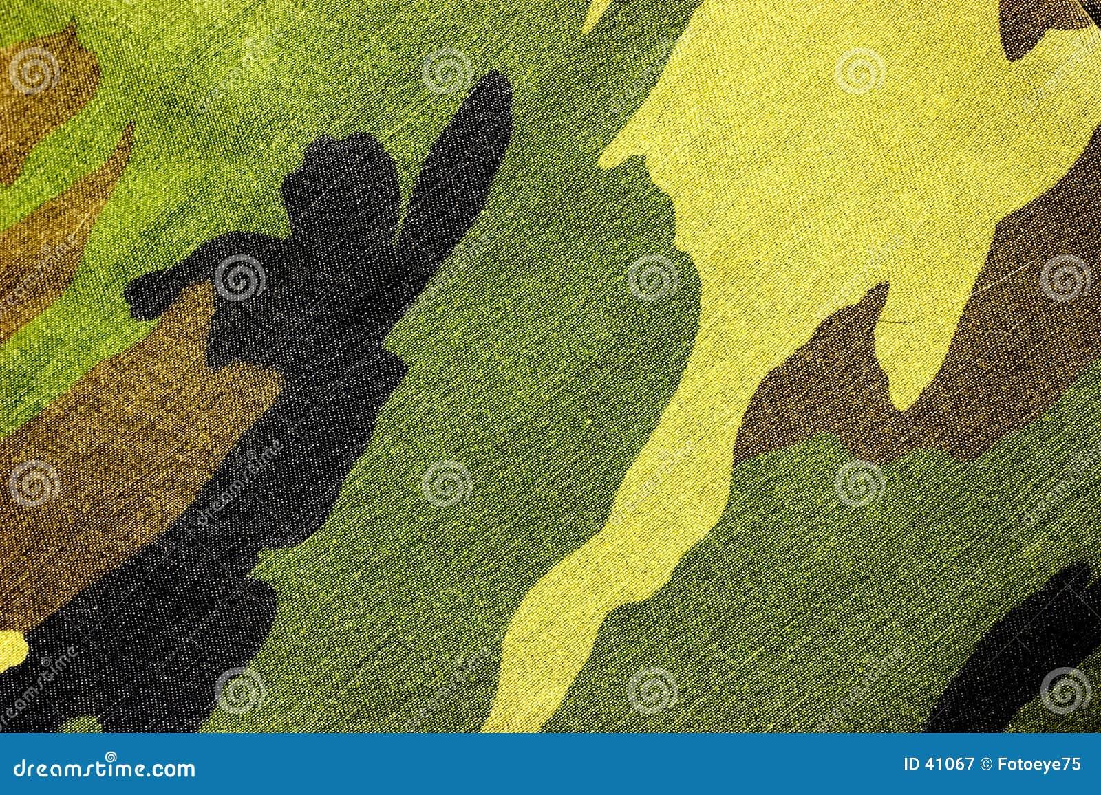 Groene camo