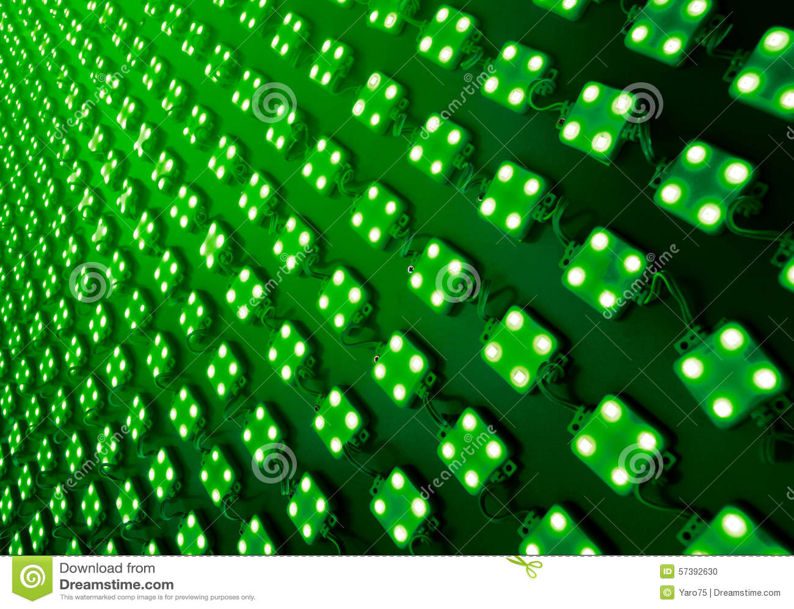 Groene Dioden