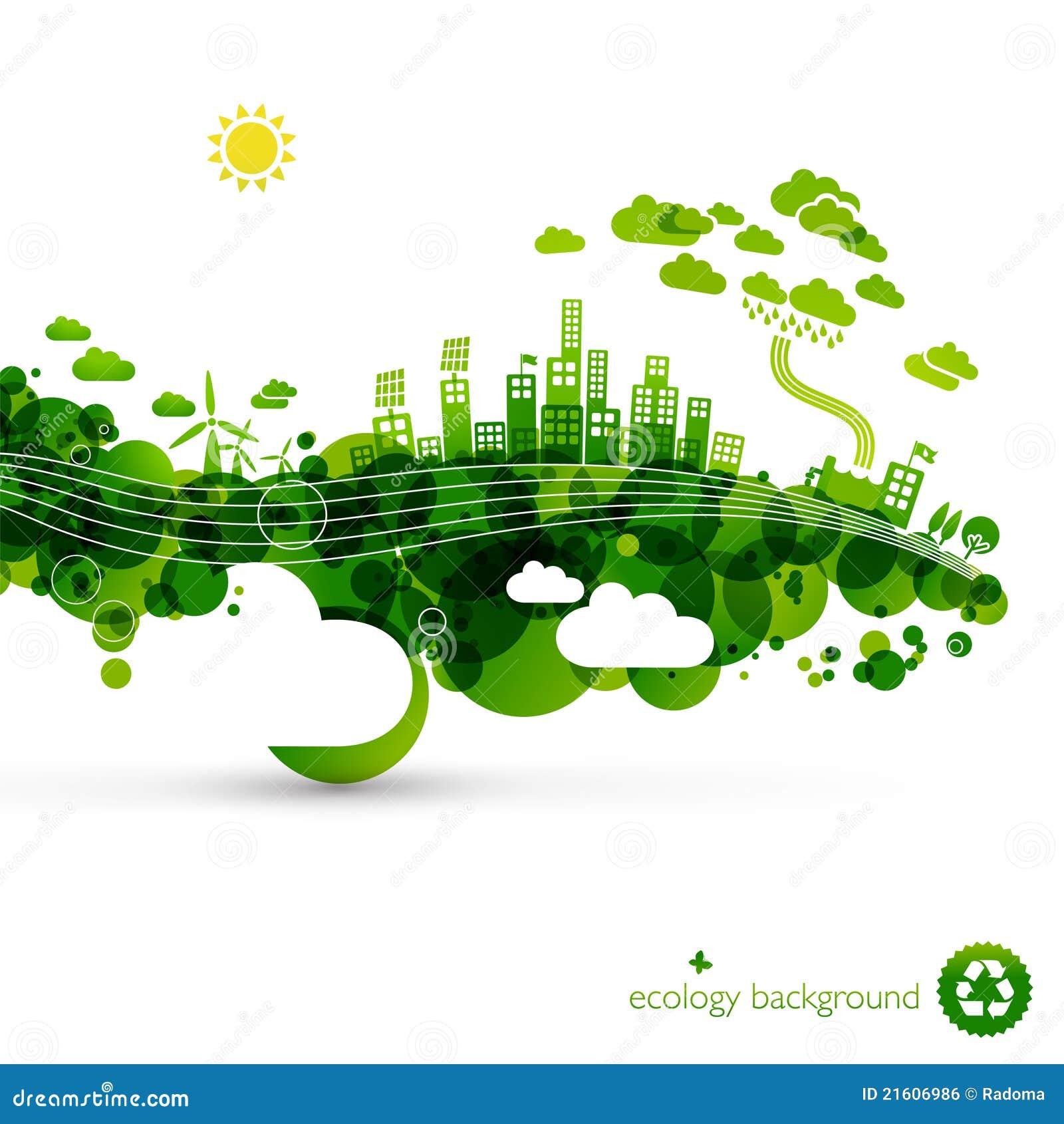 Groene ecostad
