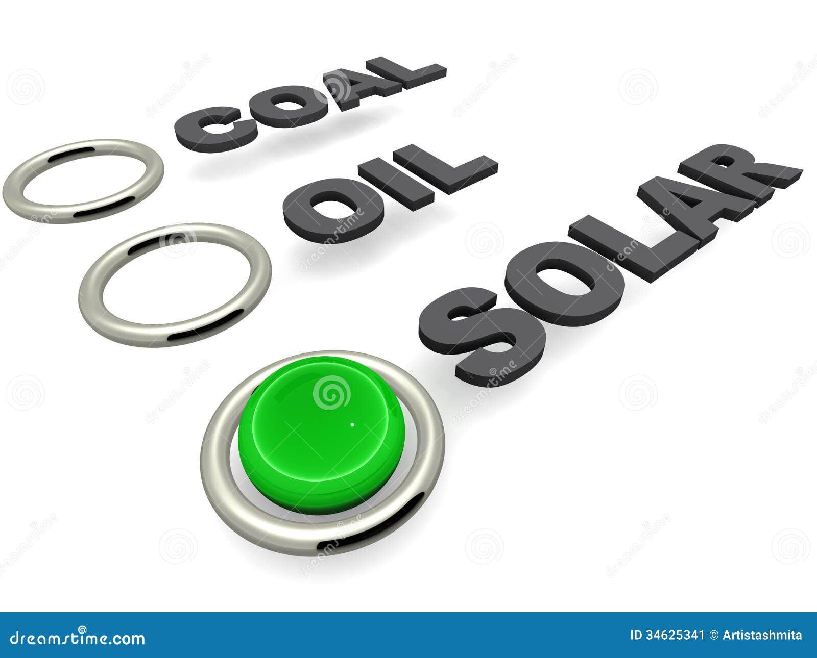 Groene energie zonne