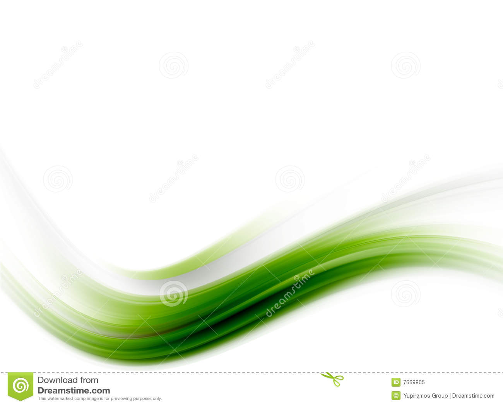 Groene golf