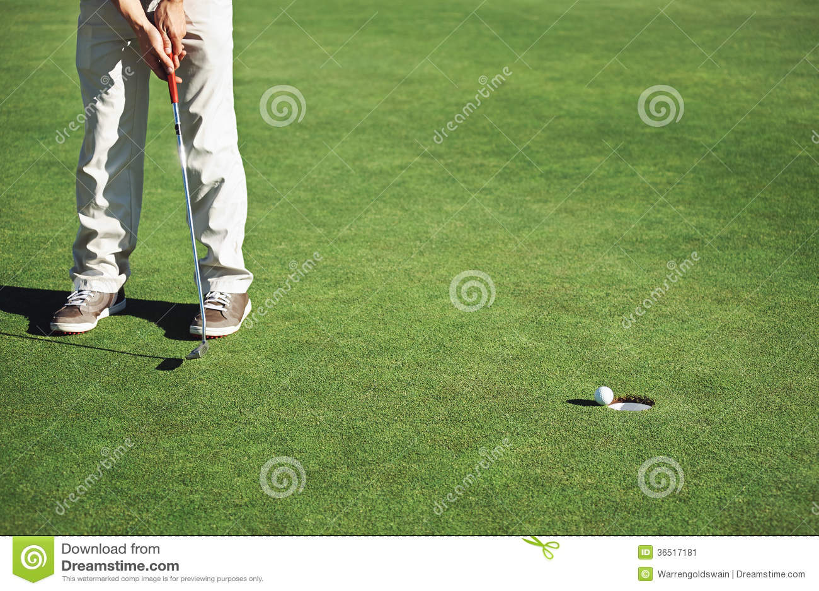 Groene golfput