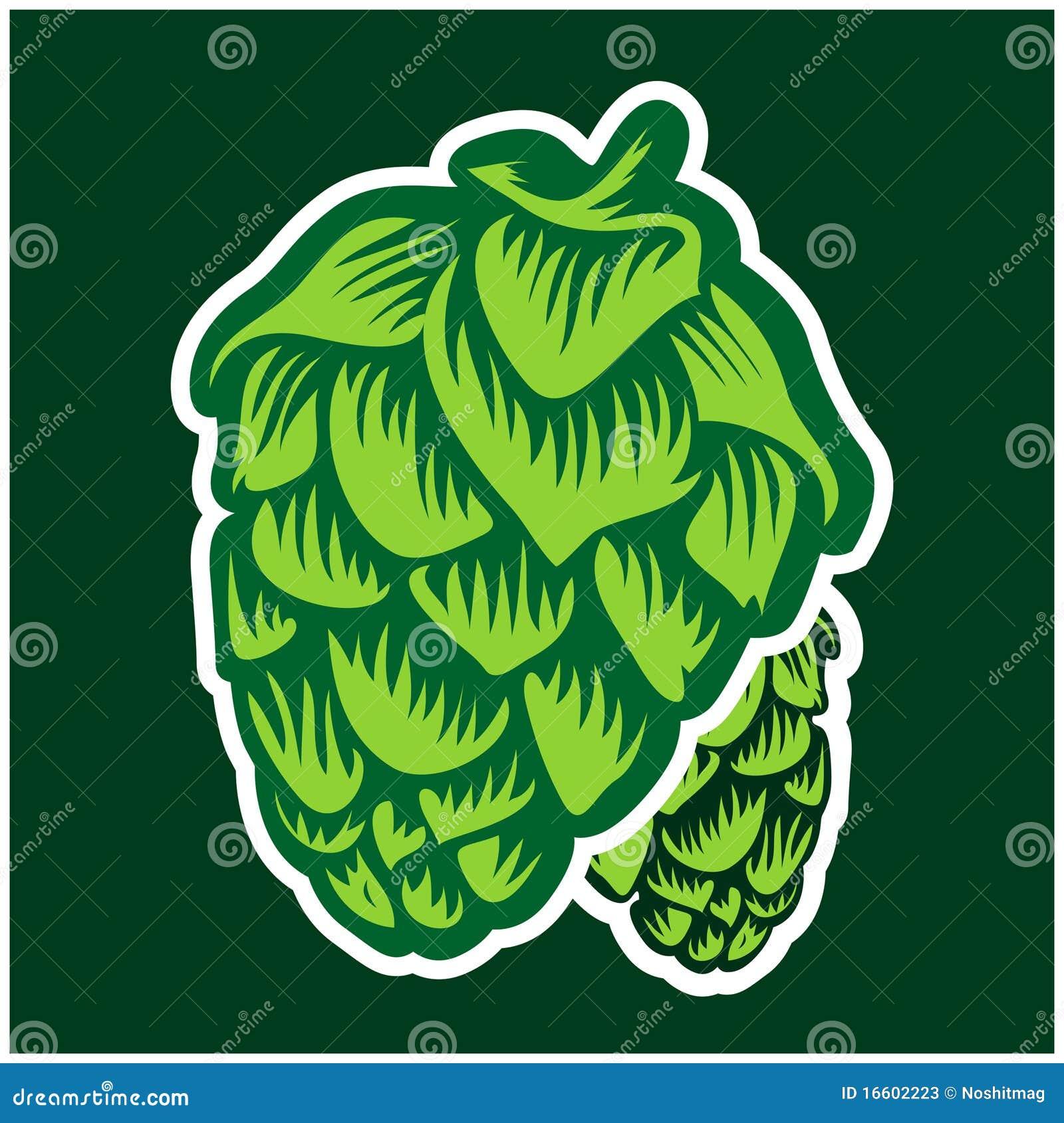 Groene hop