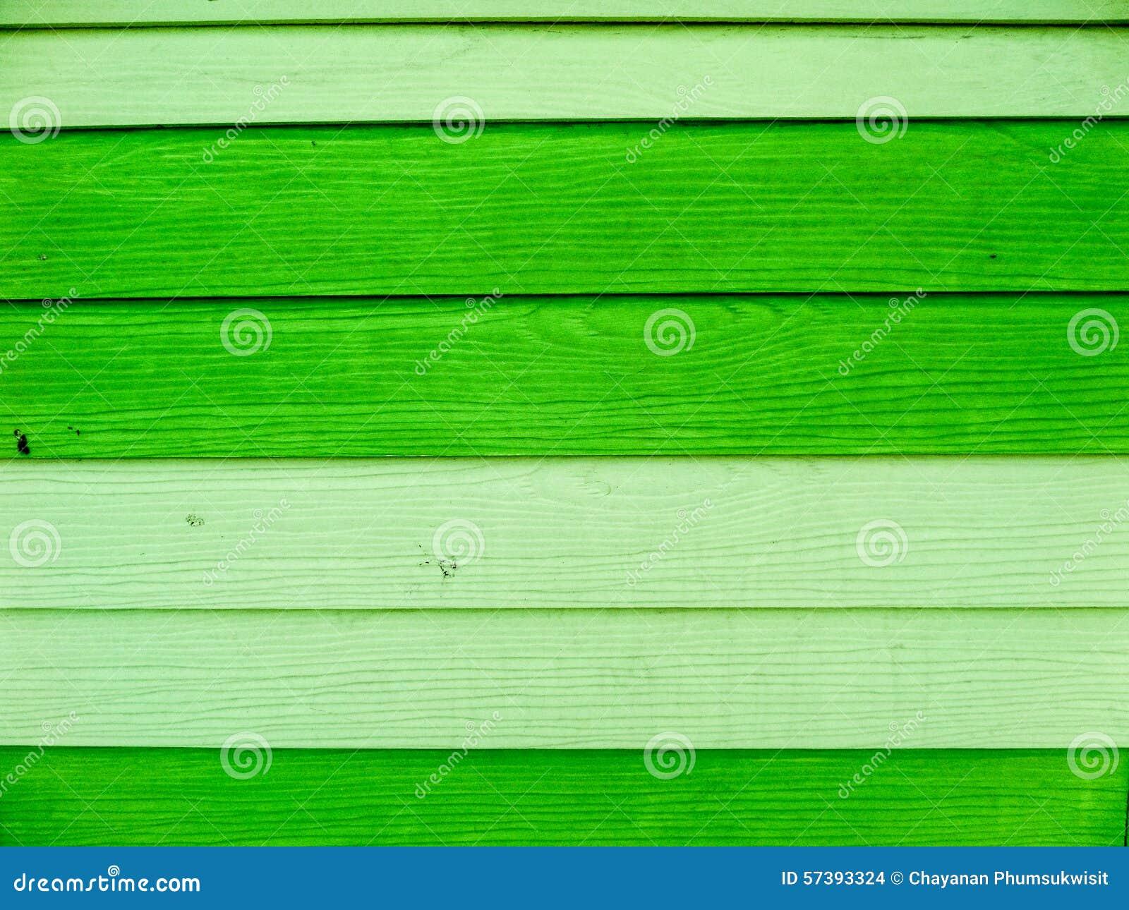 Groene houten textuur